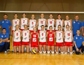 Сърбия с лесна победа над Великобритания с 3:0 в женската Европейска лига
