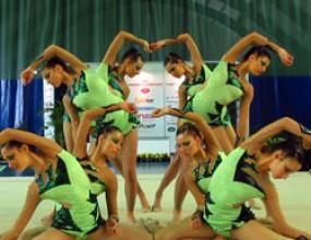 Два български отбора в шестицата на СП по естетическа гимнастика