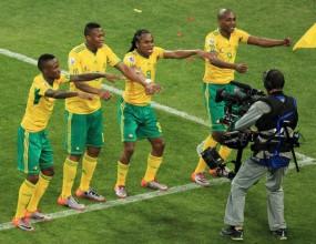 Танцът на ЮАР превзе интернет (видео)