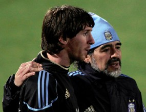 Марадона скочи необосновано на Гуардиола