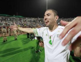 Защитник на Алжир готов за мача със Словения
