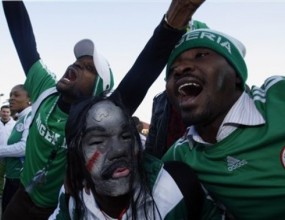 Нигерийците намериха странна причина за загубата от Аржентина