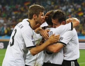 Страхотна Германия унизи Австралия  (видео)
