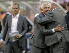 Берт ван Марвайк: Опитахме се да играем красив футбол