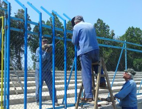"""Подменят седалките на стадион """"Калиакра"""""""