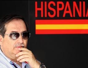 Съдът замразява сметките на собственикa на Испания Рейсинг