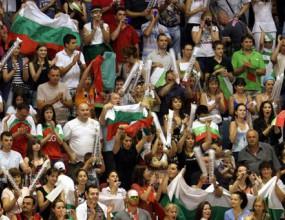 Пускат 600 билета за правостоящи за мачовете с Бразилия от Световната лига