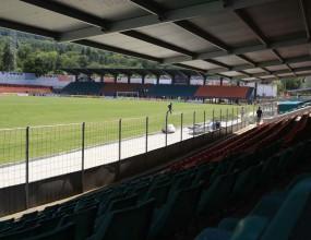 Супермодерният стадион на Литекс вече е в завършен вид (галерия)