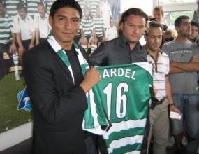 Представят Жардел пред феновете на 14 юли