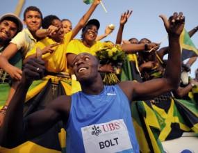 Юсейн Болт с най-добър резултат в света за сезона на 100 метра