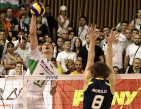 Владо Николов: Бразилците ни показаха защо са номер 1 в света