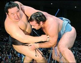 Котоошу стартира с победа участието си на турнира в Нагоя