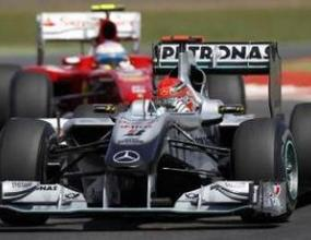 Шумахер: Поредно състезание, след което не съм доволен