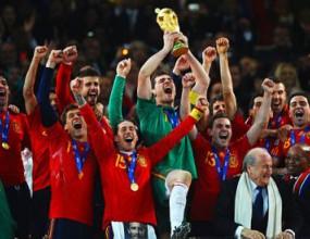 Триумф за Испания! Еврошампионът прегърна и световната титла! (видео)