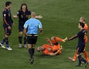 Испания спечели и наградата за феър плей