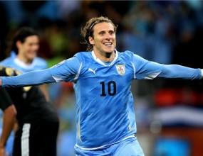 Диего Форлан: Наградата ми е успех за уругвайския футбол