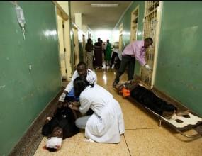 Бомбени атентати в Уганда убиха 64 души, докато гледали финала на световното