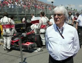 Екълстоун иска да върне Формула 1 в Южна Африка