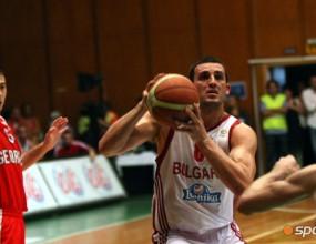 Торо и Фил зарадваха баскетболните национали за инвалиди