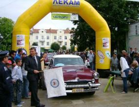 ЕECC 2010 - Първото луксозно ретро рали на Балканите