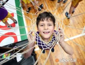 Баскетболният Левски продължава да набира момичета набор 93/94