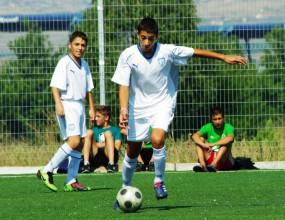 Летящ старт за децата на Черноморец в областните първенства