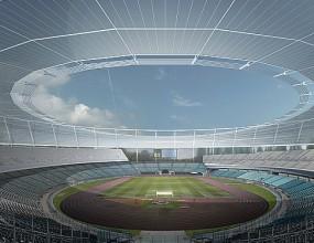 Полша ще се бори за СП през 2015 г. с уникален покрит стадион
