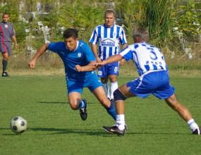 Краси Балъков с два гола за ветераните на Черноморец