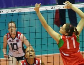 Христина Русева ще пътува с жените за Италия