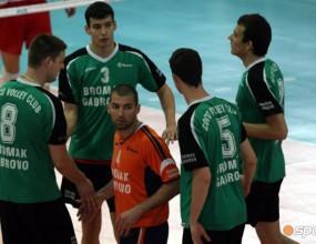 Марек Юнион Ивкони вместо румънци на турнира в Габрово