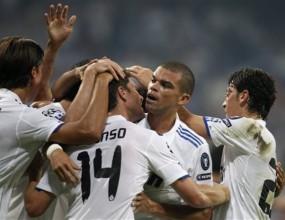 Реал зарадва Моуриньо при завръщането му в Шампионската лига