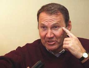 Предложиха Голомеев за главен мениджър на НБЛ