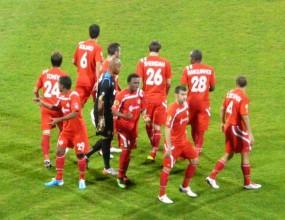 Шеридън провали страхотен ЦСКА срещу Бешикташ