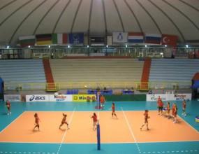 Волейболистките с първа тренировка в Каляри