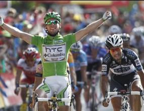 Марк Кавендиш спечели 18-ия етап от колоездачната обиколка на Испания