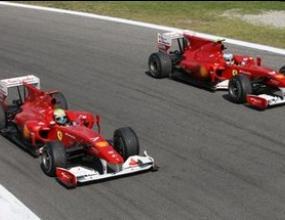 Алонсо не признава да е номер 1 във Ферари