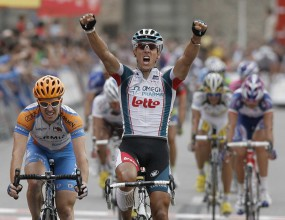 Жилбер спечели 19-ия етап на Обиколката на Испания, Нибали е лидер