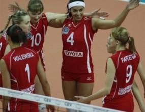 Шампионките на Русия останаха втори на турнира в Каварна