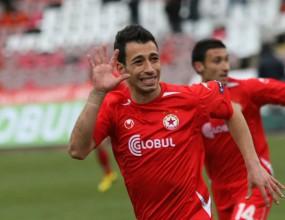 Изгонен от ЦСКА дебютира срещу Селтик