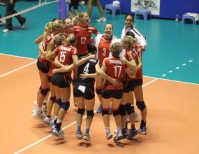 Германия обърна Турция с 3:1 на старта на квалификацията за Гран При 2011