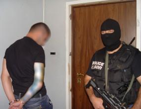 "Арестуван за ""черно тото"" играе 90 минути в ""Б"" група"