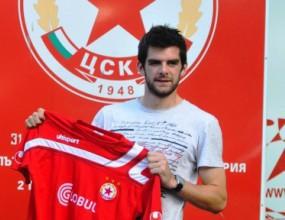 Шеридън не се появи на тренировката на ЦСКА след загубата от Славия