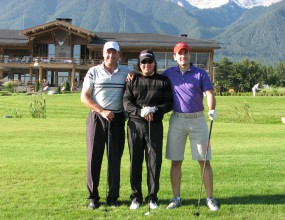 Посланици в първата десeтка на AmCham-Titan Charity Golf Tournament и Illy Golf Open