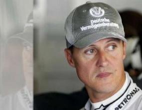 Шумахер отново подкара мотор от Супербайк