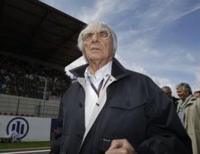 Екълстоун готов да преговаря за Гран при на Франция