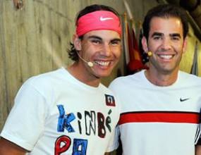 Пийт Сампрас: Ако е здрав, Надал може да подобри рекорда на Федерер