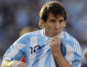 Аржентина привика Меси въпреки контузията