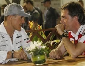 Шумахер: Не ме отписвайте!