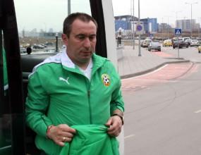 Спрягат Мъри за треньор на Локомотив (Пловдив)