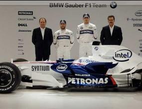 Тайсен: БМВ няма да се завърне във Ф1 през 2013 година